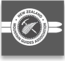 Member of the NZ Mountain Guides Association